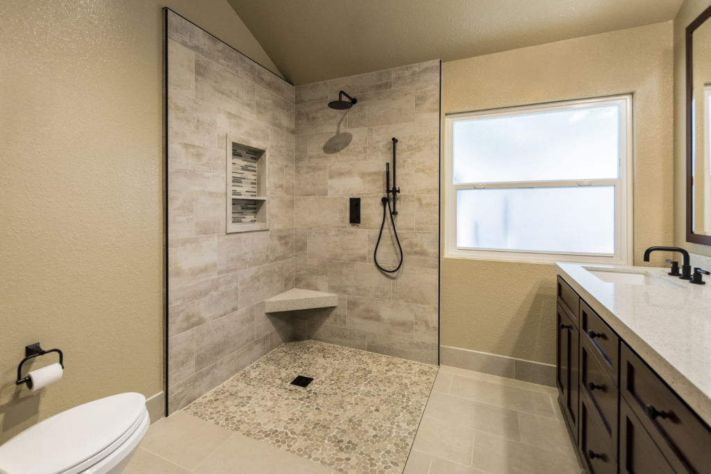 Whats The Difference Between Tile And Acrylic American Home - Acrylic tiles for bathrooms