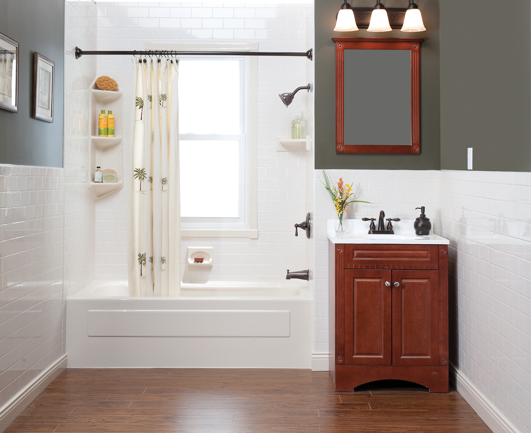 Style Guide: Bathroom Remodels | American Home Remodeling | Corona ...